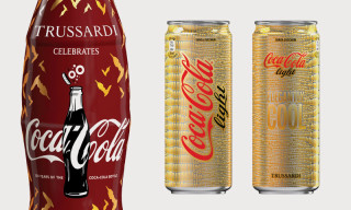 Trussardi Gives Coca-Cola a Luxurious Makeover