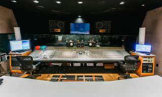 Converse Takes Us Inside Some of the World's Most Renowned Recording Studios