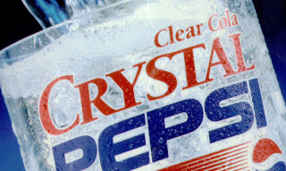 Crystal Pepsi May Be Making a Comeback