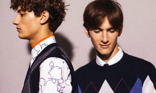 White Collar Workers Prepare for War in Dior Homme Spring/Summer 2016