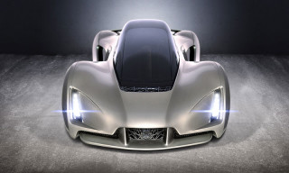 Divergent Microfactories Introduces Blade, the World's First 3D-Printed Supercar
