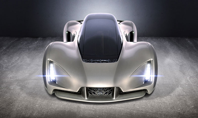 New Dodge Charger >> Divergent Microfactories Introduces Blade, the World's First 3D-Printed Supercar | Highsnobiety