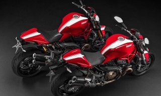 Ducati Monster Stripe Series Channels Racing Heritage