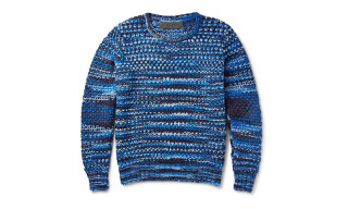 The Elder Statesman Presents a Luxurious Take on the Baja-Style Sweater