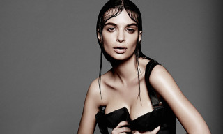 Famed Fashion Photographer Yu Tsai Captures Emily Ratajkowski
