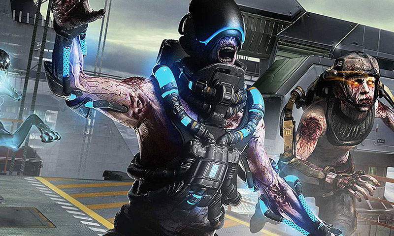 mow down more zombies in call of duty advanced warfare