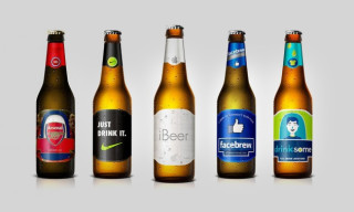 Nike, Facebook and More Reimagined as Beer Brands