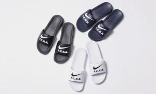 "F.C.R.B. x Nike Benassi Solarsoft Slide 2 ""FCRB"""