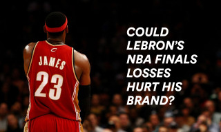 Could LeBron James's NBA Finals Losses Hurt His Brand?