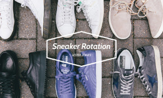 Sneaker Rotation | Lester Jones of I Dig Your Sole Man