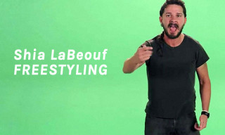 Discover Shia LaBeouf's Freestyle Rapping Skills