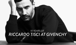 10 Pieces That Sum Up 10 Years of Riccardo Tisci at Givenchy