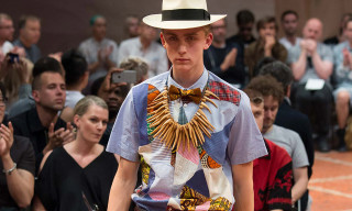 Junya Watanabe Goes on a Safari Ride for Spring/Summer 2016