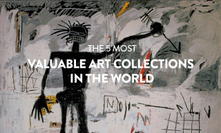 The 5 Most Valuable Art Collections in the World
