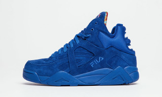 "FILA and Lemar & Dauley Return With the ""Wavvy Blue"" Cage"