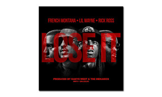 "French Montana Drops ""Lose It"" ft. Rick Ross & Lil Wayne, Produced by Kanye West"