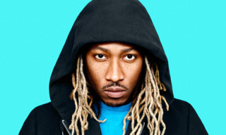 "Future Raps About Current Affairs in ""News Or Somthn"""