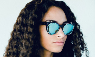 Los Angeles and Paris Collide in Final Capsule Collection From Garrett Leight and Thierry Lasry