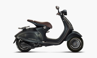 Giorgio Armani Celebrates 40th Anniversary With Original Vespa 946 Design