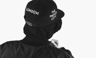 "Goodhood Pays Homage to the English Capital With ""It's A London Thing"" Editorial"