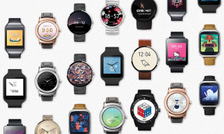 Google Introduces 17 New Watch Faces for Android Wear