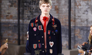 Gucci Goes Prep for Resort 2016