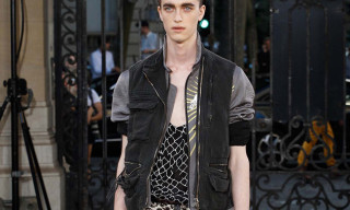 Haider Ackermann Presents Lavish Spring/Summer 2016 Collection in Paris