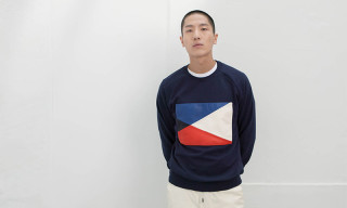 "HOON Releases Lookbook for Spring/Summer 2016 ""Shin Osaka"" Collection"