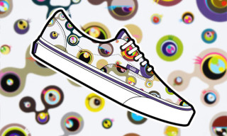 Imagining How the Takashi Murakami x Vans Collaboration May Look