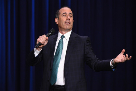 Jerry Seinfeld Thinks Political Correctness Is Killing Comedy