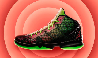 Marvin the Martian Challenges Blake Griffin to Dunk Contest, Announces Release of Jordan Super.Fly 4