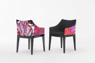 kartell collaborates with emilio pucci on new madame. Black Bedroom Furniture Sets. Home Design Ideas