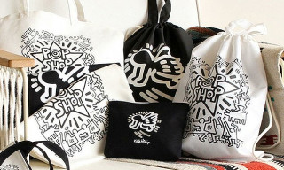 UNITED ARROWS Adorns 25th Anniversary Accessory Collection With Keith Haring's Iconic Artwork