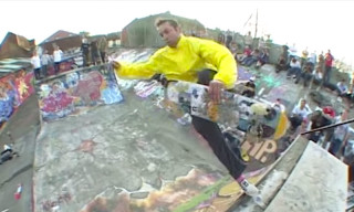 Krooked Re-Releases Mark Gonzales' Part From the 2006 'Krooked Kronichles' Skate Video