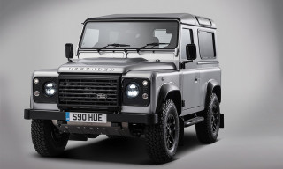 Land Rover Produces 2 Millionth Defender