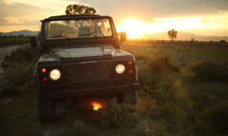 "Explore the World in the ""La Poderosa"" Land Rover Defender"
