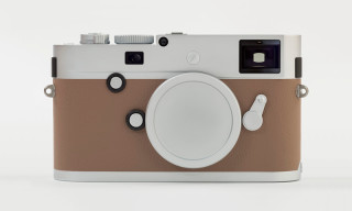 Leica Celebrates Hong Kong Store's 5th Anniversary With Leather-Bound Camera Set