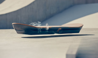 Lexus Has Created a Real Hoverboard