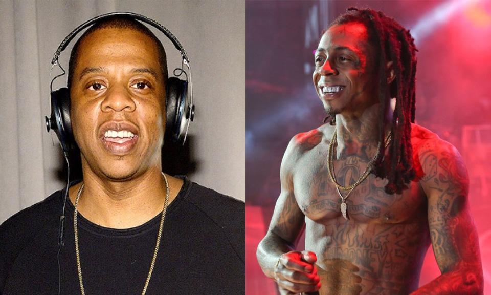"Lil Wayne Signs Deal with His ""Idol"" JAY Z   Highsnobiety"