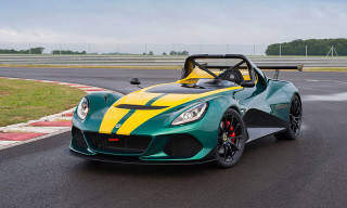 Lotus Reveals the New Speedy 3-Eleven