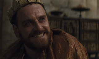 A First Look at Michael Fassbender's Dark Portrayal of Shakespeare's 'Macbeth'