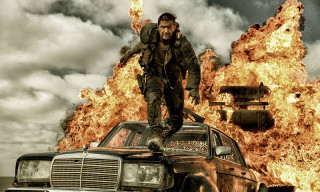 Go Behind the Scenes of 'Mad Max: Fury Road' Without Special Effects