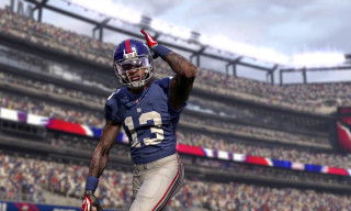 Odell Beckham Jr. Stars in 'Madden NFL 16' E3 Gameplay Trailer