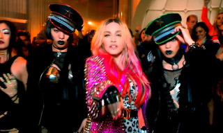"Madonna Debuts ""Bitch I'm Madonna"" Video Featuring Kanye West, Beyoncé, Nicki Minaj and More"