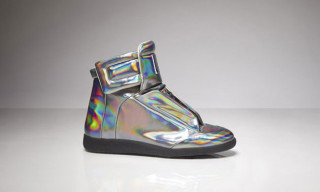 "Maison Margiela Presents ""Iridescent"" Version of Its Future High Top"