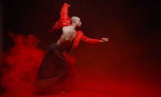 Clouds of Red Billow in Marcelo Burlon County of Milan's Womenswear Fall/Winter 2015 Video