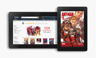 Marvel Comics and Amazon Reach Deal That Will Give Kindle Users Access to 12,000 Comics