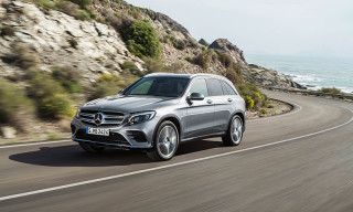 Mercedes-Benz Unveils the 2016 GLC-Class