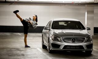 Mercedes-Benz Team Up with the British Fashion Council on 'Style Battles' Fashion Films