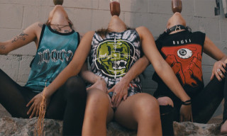Mishka's Summer 2015 Lookbook Is Pretty Puke'd